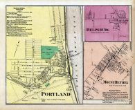 Portland, Delpsburg, Mount Bethel, Northampton County 1874